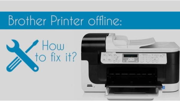 brother printer offline fix